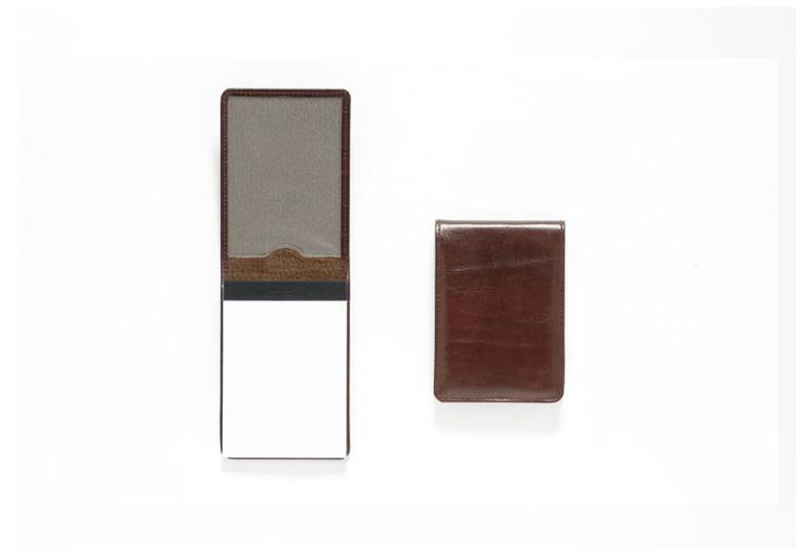 Spezia - Qualität in Leder - Taschennota