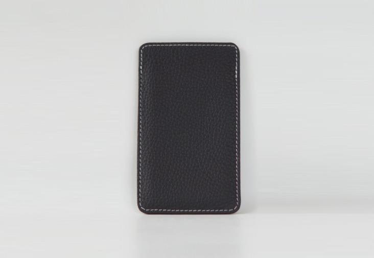 Spezia - Qualität in Leder - Stecketui für iPhone