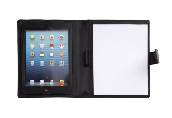 Spezia - Qualität in Leder - Schreibmappe A5 für iPad mini