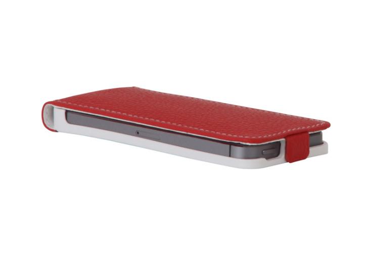Spezia - Qualität in Leder - Klappetui für iPhone 5