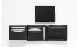 Spezia - Qualität in Leder - Scheintasche