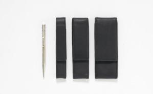 Spezia - Qualität in Leder - Schreibgeräteetui