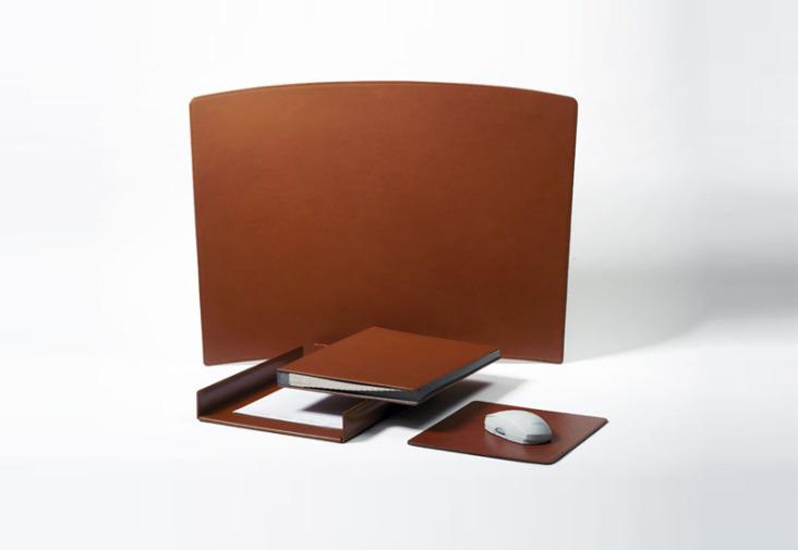 Spezia - Qualität in Leder - Schreibunterlage