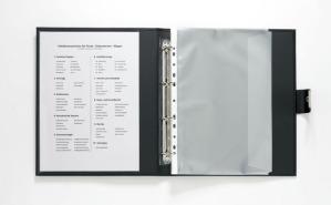 Spezia - Qualität in Leder - Dokumentenmappe