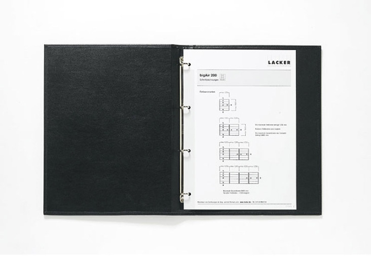 Spezia - Qualität in Leder - Ringbücher