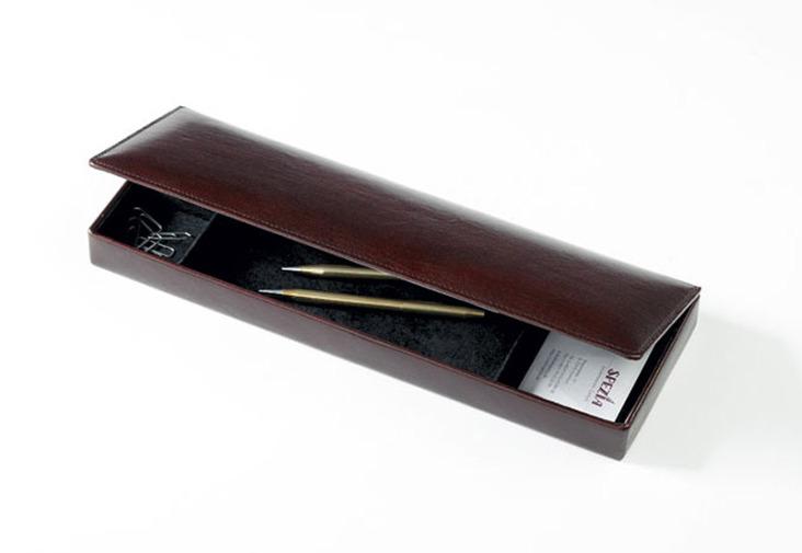 Spezia - Qualität in Leder - Schreibkasten